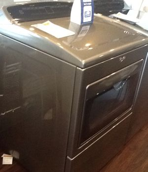 New open box whirlpool gas dryer WGD7500GC for Sale in Downey, CA