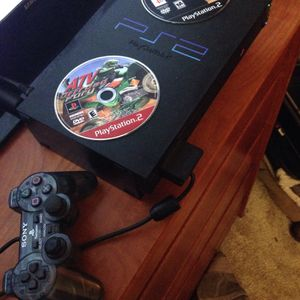 Sony PS2 Controller 2 Games And Memory Card for Sale in Manassas, VA