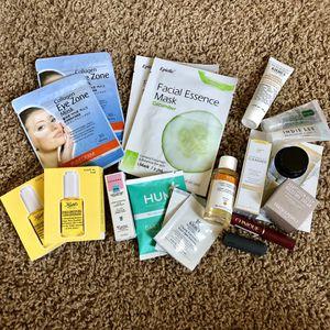 Huge lot of skincare and makeup samples for Sale in Oceanside, CA