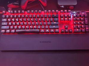 Steelseries Apex Pro Mechanical Keyboard for Sale in El Mirage, AZ