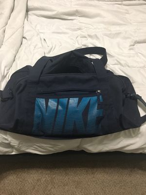 Blue Nike duffle bag for Sale in Houston, TX