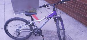 "24"" Raleigh Mountain Bike for Sale in Kansas City, MO"