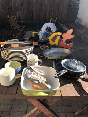 Kitchen Items for Sale in San Luis Obispo, CA