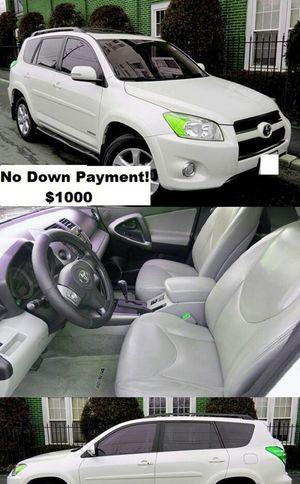 Price$100 ToyotaRAV42009 for Sale in Corpus Christi, TX