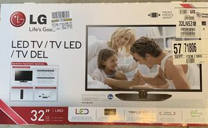 "LG 32"" LED TV for Sale in Eastvale, CA"