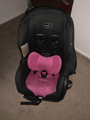 Even Flo car seat for Sale in Naperville, IL