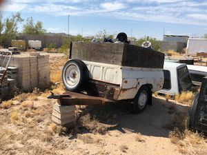 Ford truck utility bed trailer for Sale in Casa Grande, AZ