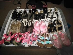 Baby shoes for Sale in Detroit, MI