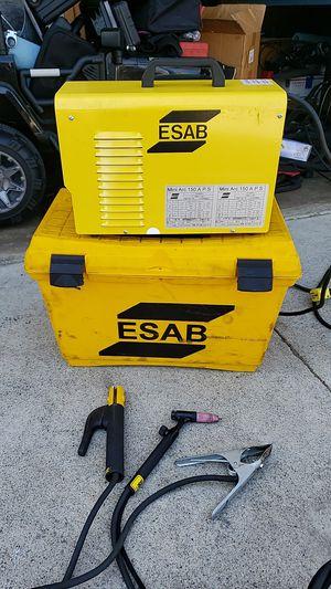 ESAB MiniArc 150 APS TIG and Stick for Sale in Santa Ana, CA