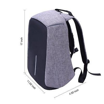 Laptop Backpack Lightweight Water Resistant computer backpackwith USB Charging
