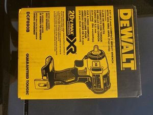Dewalt Xr 3/8 Compact Impact Wrench (TOOL ONLY) NO BATTERY NO CHARGER for Sale in Fresno, CA