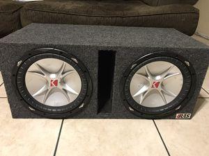kicker subs for Sale in Phoenix, AZ