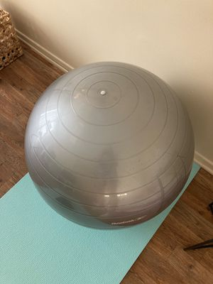 Rebook exercise ball for Sale in San Marino, CA