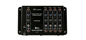 C Labs - HD Component Video/Audio Distribution Amplifier - Pro Grade for Sale in Phoenix, AZ