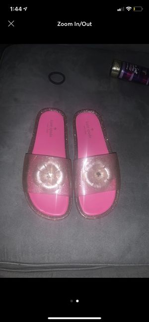 Kate spade jelly slides for Sale in St. Louis, MO