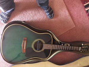 Guitars with case for Sale in Maquoketa, IA