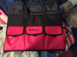 Snap on roll around tool bag like new for Sale in Osteen, FL