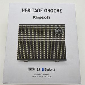 KLIPSCH HERITAGE GROOVE OPEN BOX for Sale in Rancho Cucamonga, CA