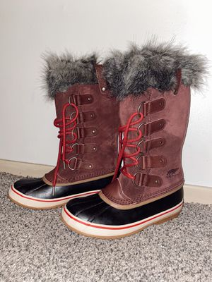 NWOT Sorel Snow Boots for Sale in Cheney, WA