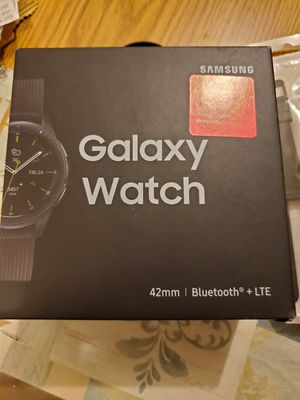 GALAXY WATCH LTE PAID OFF READY TO USE for Sale in Cleveland, OH