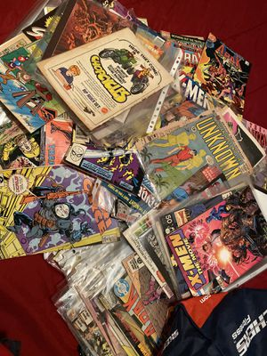 Over 100 old comics for Sale in Odessa, TX