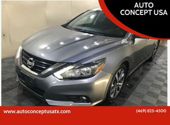 2017 Nissan Altima for Sale in Garland,  TX