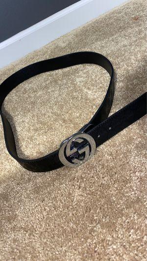 Gucci belt for Sale in Mountlake Terrace, WA