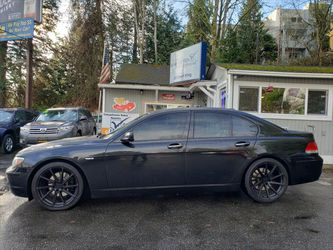2008 BMW 7 Series for Sale in Seattle,  WA