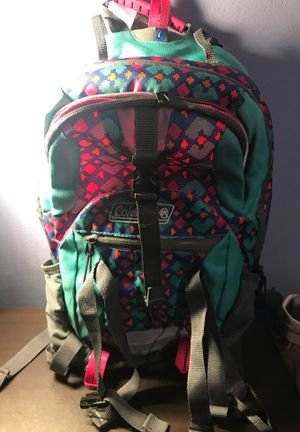 Coleman Hydration Backpack Light blue and Pink for Sale in Gardena, CA