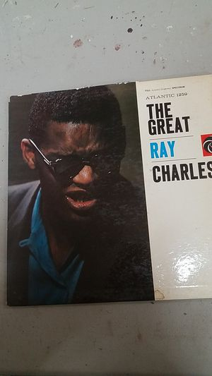 Ray Charles vinyl LP for Sale in Tacoma, WA