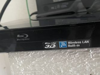 Sony Blu Ray DVD Player With Wifi for Sale in St. Louis,  MO