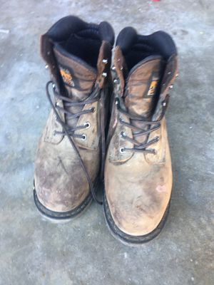 Timberland work boots size 10 for Sale in El Sobrante, CA