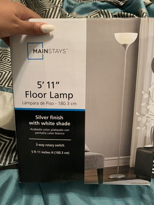 Brand new floor lamp for Sale in Cleveland, OH