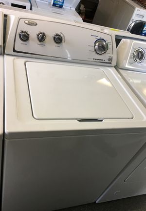 Whirlpool washer dryer set for Sale in Fontana, CA
