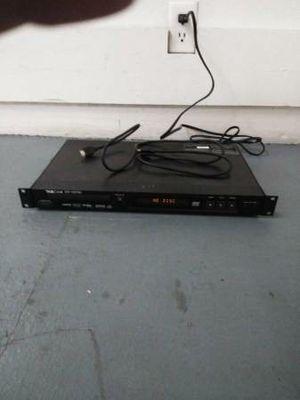 Tascam DV-D01U Rackmountable DVD Player Pro DJ Disc Jockey for Sale in Irvine, CA