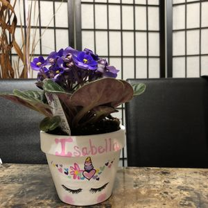 Unicorn Flower pot for Sale in Waltham, MA