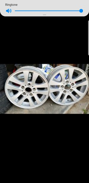 BMW 2 16 inch rims for Sale in Fresno, CA