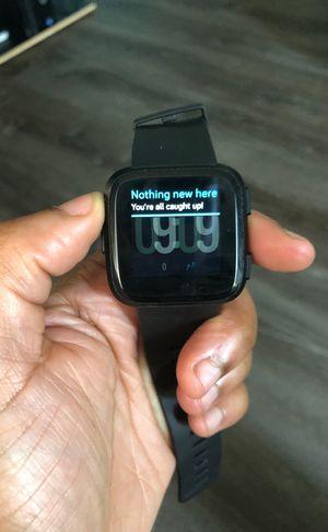 Fitbit Versa for Sale in New Brighton, PA