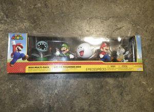 World of Nintendo Super Mario Boo Multi-Pack for Sale in Newton, KS