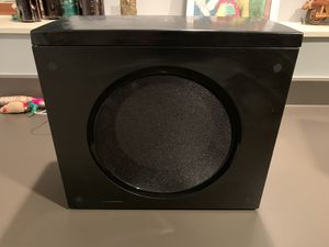 """Panasonic 8"""" Subwoofer for Sale in Seattle, WA"""