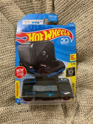 GoPro Hot Wheels car for Sale in Homer Glen, IL