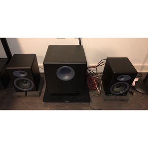 Speaker Set with Subwoofer for Sale in Denver, CO