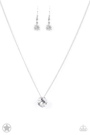 Diamond necklace with earrings for Sale in Visalia, CA