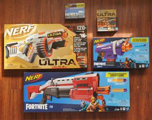 Nerf Dart Guns *New* for Sale in Puyallup, WA