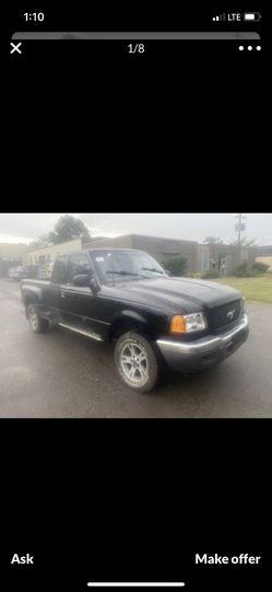 2003 ford ranger for Sale in Trenton,  MI