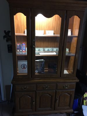 China cabinet for sale for Sale in Colorado Springs, CO