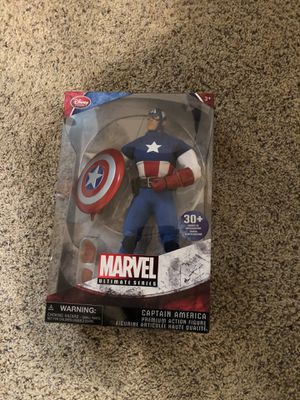 Marvel captain America original pack for Sale in San Leandro, CA
