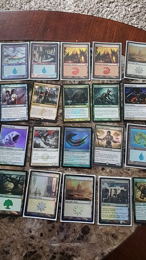 Magic the gathering cards, mtg,foil cards for Sale in Pataskala, OH