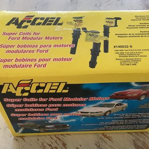 Accel Super Coil for Sale in Kent, WA