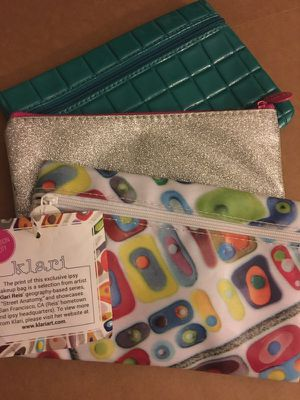 Ipsy Makeup Bags (3) for Sale in Fontana, CA